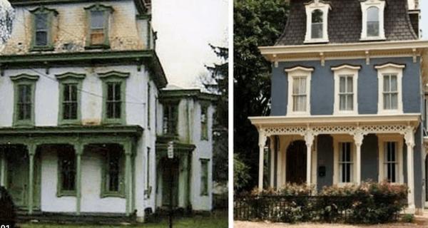 example home restoration