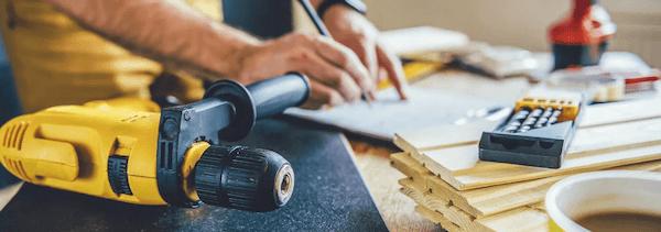 Basic home repair setup